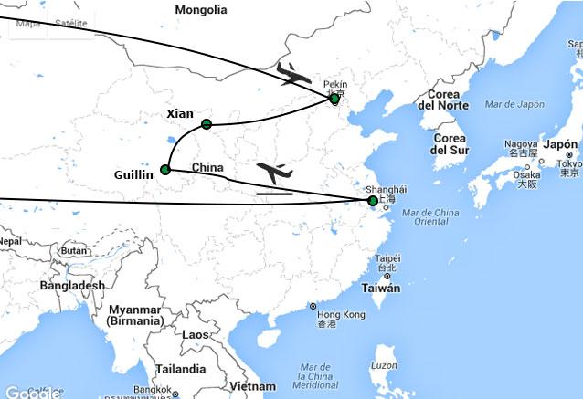 Viaje china genial genial