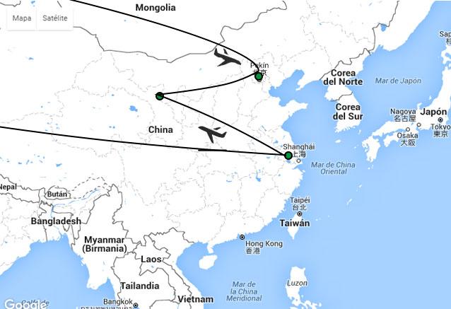 Viaje china magica 10 dias magica