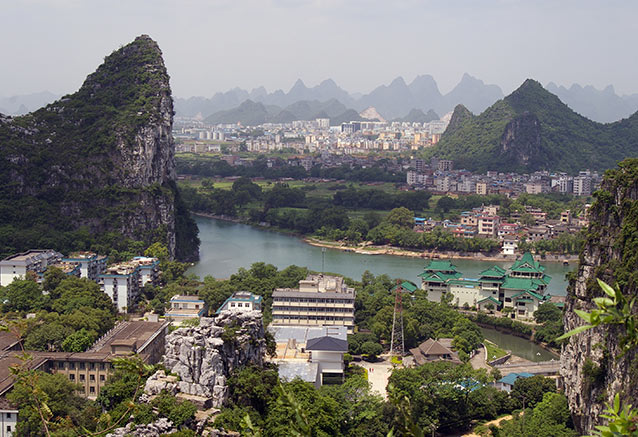 Viaje china milenaria Guilin