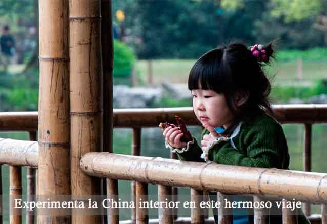 Viaje china oriental 15 dias china interior