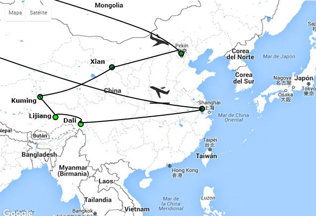 Viaje china oriental 15 dias chinar orientaler