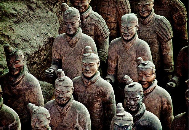 Viaje china oriental 15 dias guerreros xian