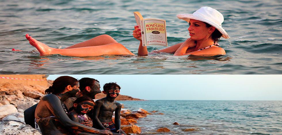 Viaje jordania jerusalen wadi rum mar muerto family