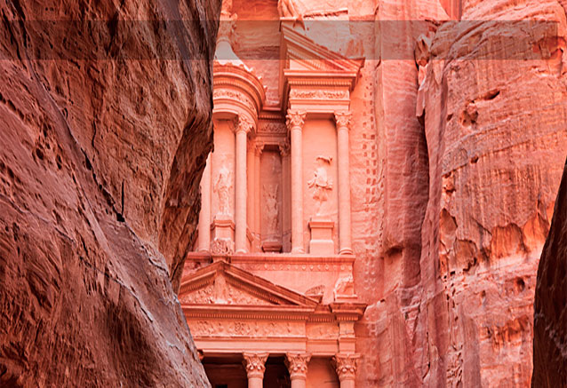 Viaje jordania jerusalen wadi rum petra