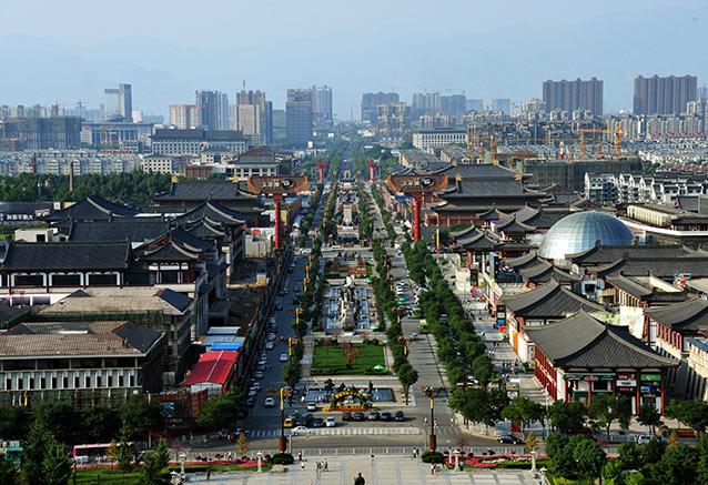Viaje maravillosa china Xian010
