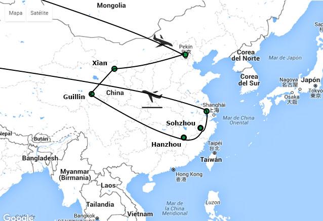 Viaje maravillosa china maravavilla china