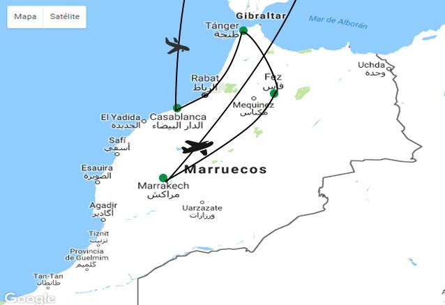 Viaje viaje al norte marruecos norte marroc