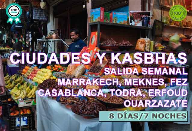 Foto del viaje ofertas ciudades imperiales kasbahs KASBANSH 4
