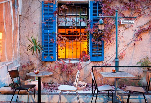 Foto del viaje ofertas tour rebeca israel cafe terraza