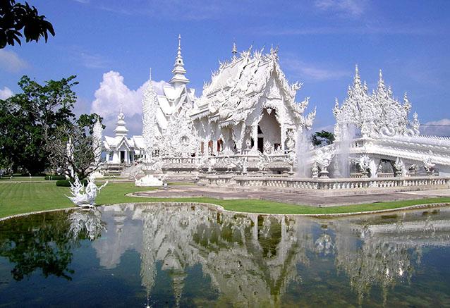 Viaje contrastes tailandia Chiang Mai 01
