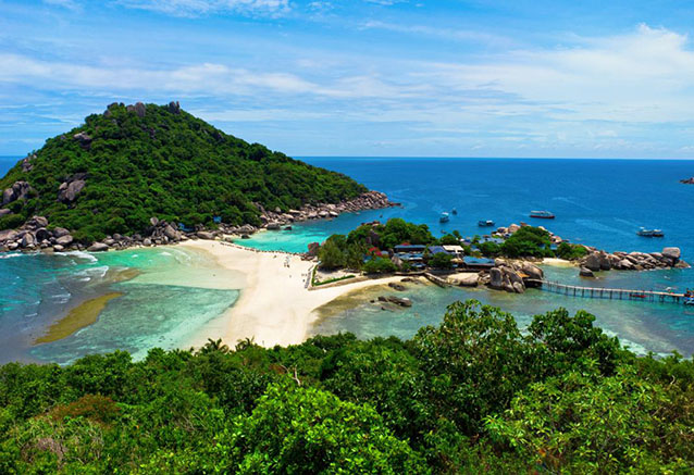 Viaje contrastes tailandia koh nang 4