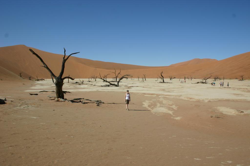 Foto del viaje ofertas safari gran clase NamibiaDeadvlei zpsea40b153