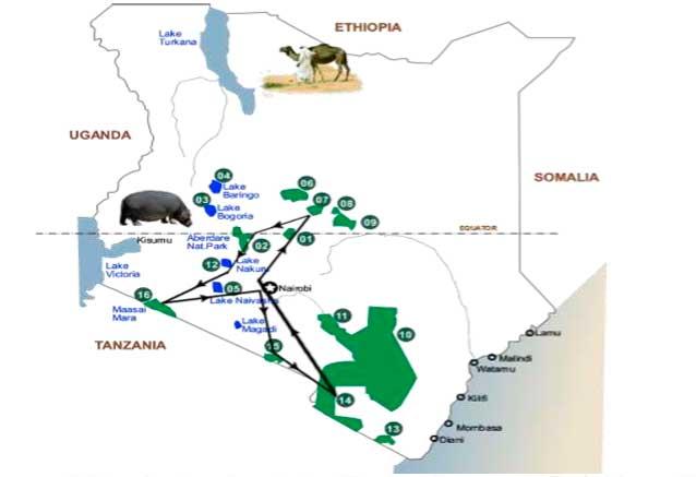 Viaje suspiros keniatas 13 dias gs08