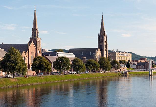 Viaje lo mejor escocia 6 dias Inverness