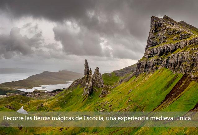 Foto del viaje ofertas lo mejor escocia 6 dias highlands escocia paquete