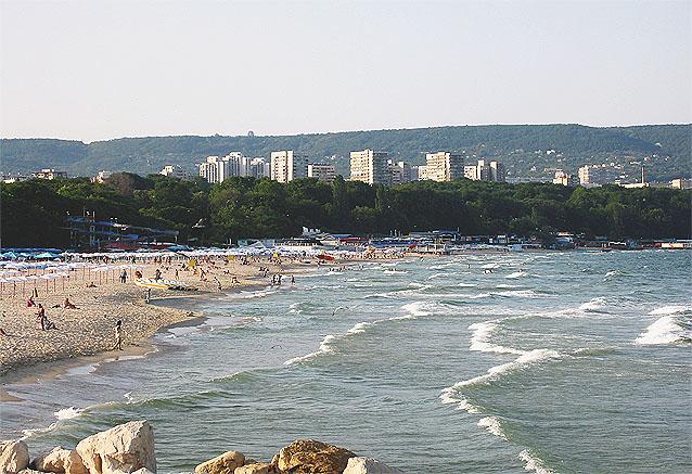 Viaje bulgaria del mar negro varna bul