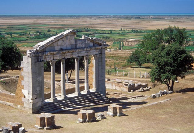 Viaje albania clasica Apollonia