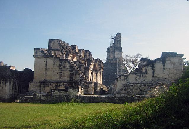 Viaje lo mejor copan guatemala QUIRIGUA