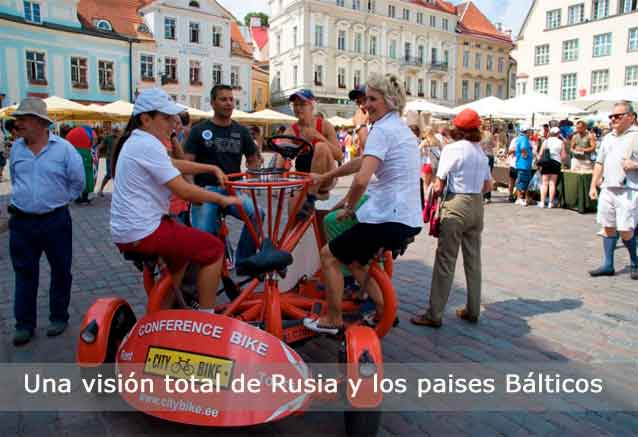 Foto del viaje ofertas tesoros balticos rusos rusia y balticos