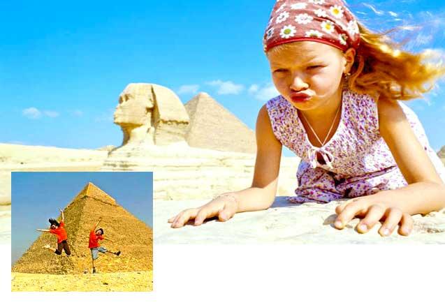 Viaje egipto ninos Viaje a Egipto en familia
