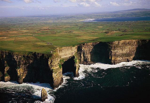 Viaje paisaje escocia irlanda londres acantilados de moher irlanda prin