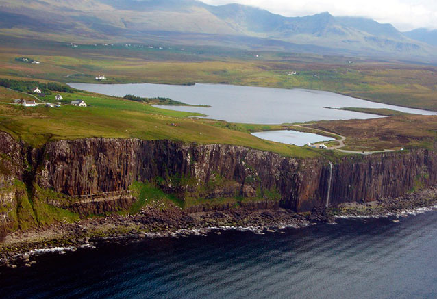 Viaje escocia romantica Skye Escocia