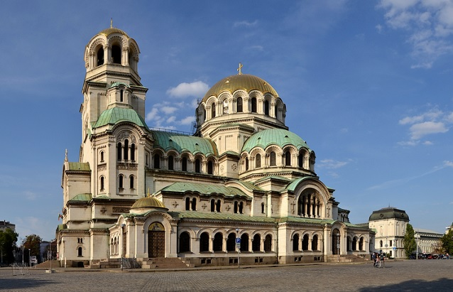 Viaje bulgaria presente pasado catedralAlezanderNevsky sofia