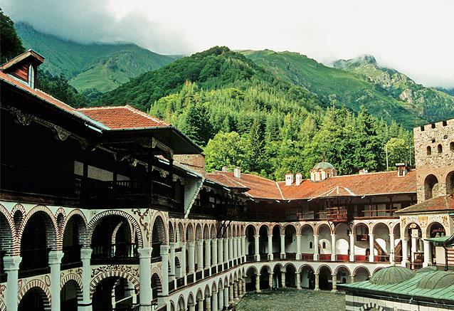 Viaje bulgaria presente pasado monasterio rila bueno