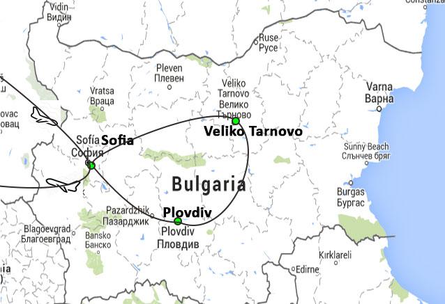 Viaje bulgaria presente pasado pasado present bulgaro