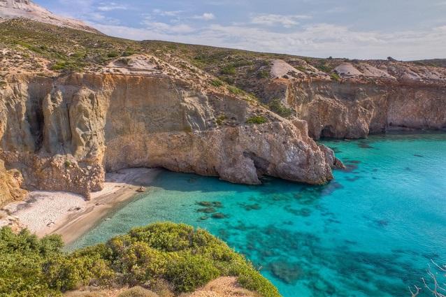 Viaje grecia iconica crucero 3 noches calas griegas guapas