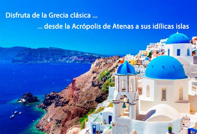 Viaje grecia iconica crucero 3 noches tierramaryaire