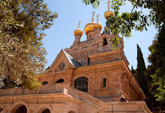 Viaje tour sara israel iglesia ortodoxa
