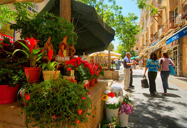 Viaje tour sara israel jerusalem centro de ciudad