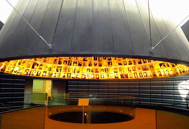 Viaje tour sara museo holocausto
