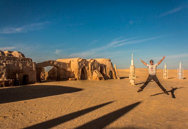 Foto del viaje ofertas guerra galaxias tunez star wars