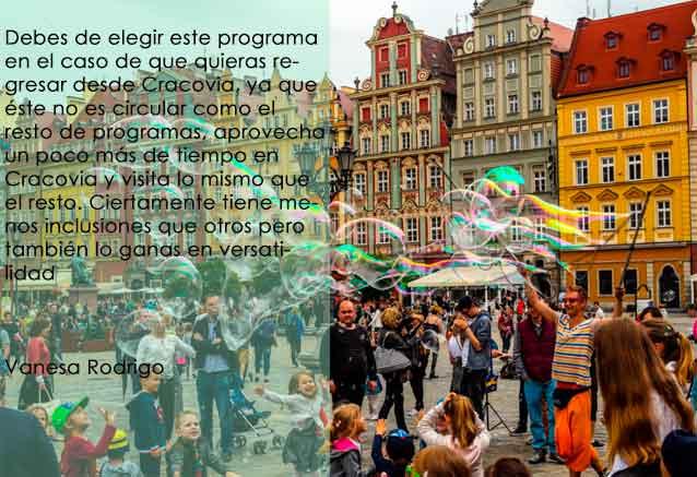 Foto del viaje ofertas tesoros polonia nuevo baner poland