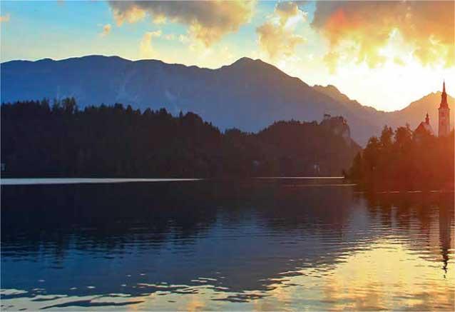 Viaje perlas eslovenia bosnia croacia Eslovenia Bled