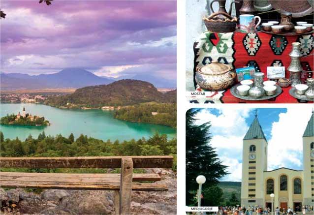 Viaje perlas eslovenia bosnia croacia mix mostar