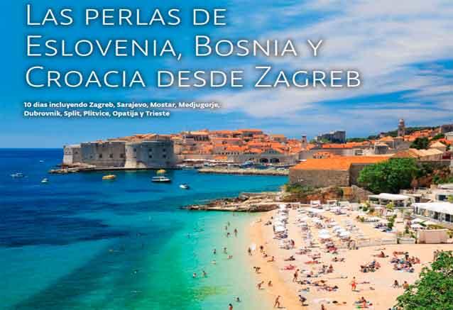Foto del viaje ofertas perlas eslovenia bosnia croacia perlas de eslovia y bosnia y croacia con bidtravel