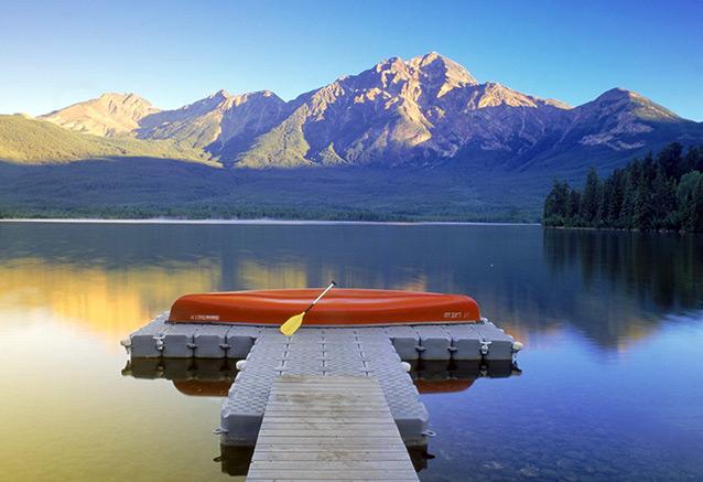 Foto del viaje ofertas rocosas canadineses 8 dias Jasper