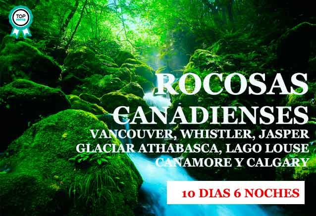 Foto del viaje ofertas rocosas canadineses 8 dias ROCOSAS DEL CAN