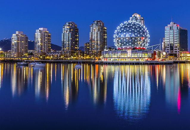 Viaje rocosas canadineses 8 dias Vancouver