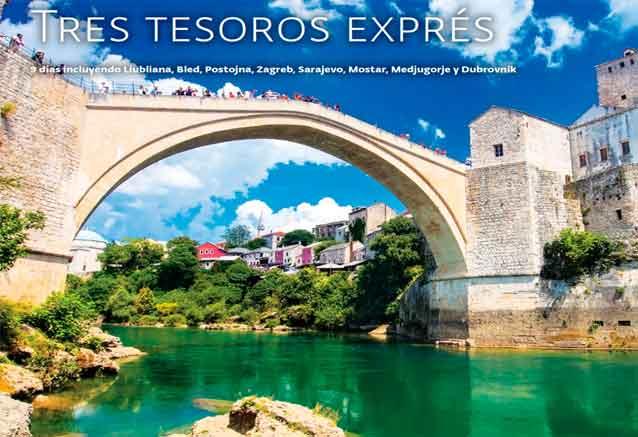 Foto del viaje ofertas tesoros express tres tesoros croatas