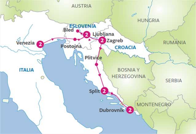 Viaje venecia dubrovnik 11 dias de venecia a dubrovnik
