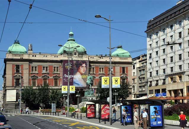 Viaje albania dubrovnik belgrado teatro