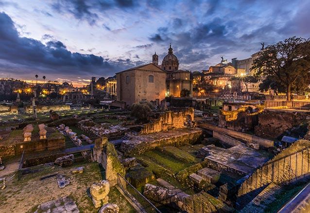 Viaje tour emperadores ciudad de roma