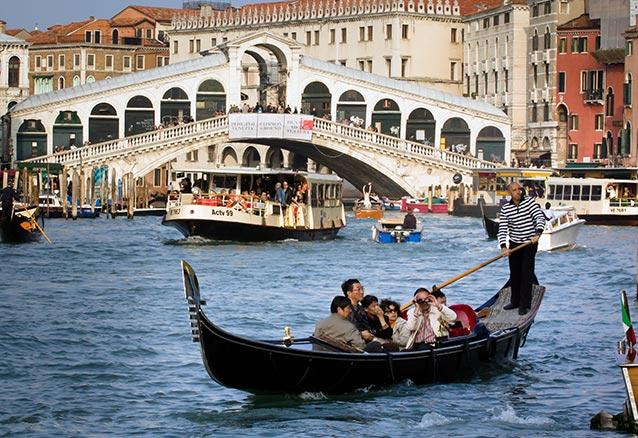 Viaje tour emperadores ciudad de venecia