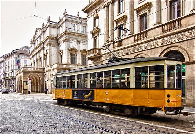 Viaje inspirate italia Ciudad de Milan