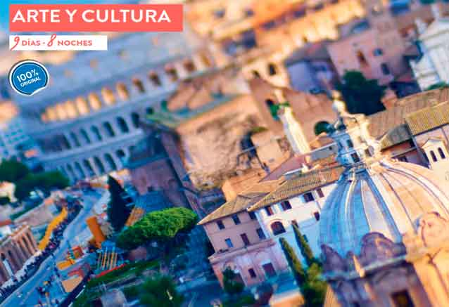 Viaje inspirate italia arte y cultura