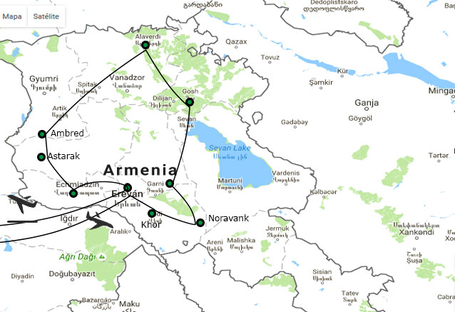Viaje armenia bidtravel aarneniar